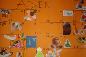 Kalendarz adwentowy inaczej