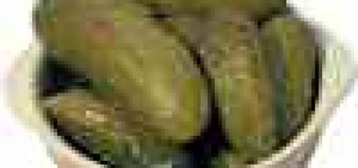 ogorki kiszone