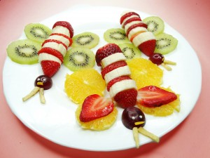 deser owoce